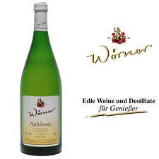(3,33€/l) 6 Fl. á 1L Apfelwein - WEINGUT WÖRNER - Fruchtwein eigene Herstellung