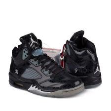 "Mens Air Jordan 5 Retro DB ""Doernbecher"" Black/White 633068-010 Size 8"