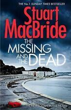 The Missing And The Dead von Stuart MacBride (2015, Taschenbuch)