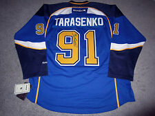 3b47bb7c9 VLADIMIR TARASENKO St. Louis Blues SIGNED Autographed Home JERSEY BAS COA  Large