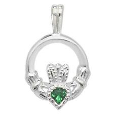 Markenlose Modeschmuck-Halsketten & -Anhänger mit Cubic Zirkonia-Herz