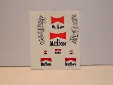 1:8 Marlboro Decals für Schumacher Helm 2000