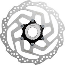 Shimano Tourney / TY SM-RT10 TX CL Disc Rotor For Resin Pad Only Silver / Black