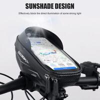 Fahrrad Handy Halterung Smartphone Halter wasserdichte Tasche Bike Fahrradtasche