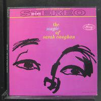 Sarah Vaughan - The Magic Of LP VG+ SR-60110 Stereo 1st 1959 Jazz Vinyl Record