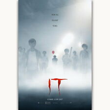 58976 It Stephen King 2017 Thriller Horror Wall Print POSTER CA
