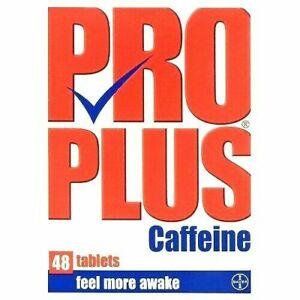 Pro Plus Caffeine 48 Tablets ***Multi-Buy Discount***