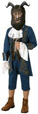 THE BEAST LIVE ACTION DELUXE COSTUME KIDS SIZE 5-6 YEARS  BOOK WEEK