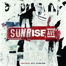 Sunrise Avenue Fairytales-Best Of Ten Years Edition CD NOUVEAU & NEUF dans sa boîte