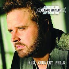 Randy Houser - How Country Feels [New CD]