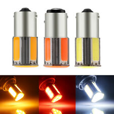 10Pcs 1156 1157 P21W COB 24SMD LED Bulb Auto Car Backup Tail Turn Signal Lights