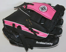 """Franklin Youth Baseball Glove 9 1/2"""" Pink 4809 Deer Touch Right Hand Throw"""