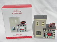 2014 Hallmark Nostalgic Houses & Shops Andy's Cars Christmas Tree Ornament