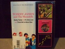 TOMMY JAMES AND THE SHONDELLS U.K.IMPORT 3 FER CD