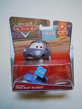CARS Disney pixar 2016 MATTHEW true blue McCREW race fans  mattel 1/55 maclama