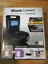 BRAND New Shark ci Robot Auto-vacía de auto-limpieza de vacío Wifi R101AE