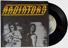"POGUES Radiators From Space PHIL CHEVRON 7"" TV Screen UNPLAYED !"