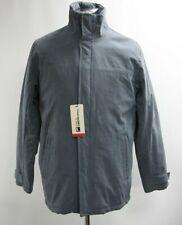 Para Hombre Abrigo Azul Paul Berman (3XL)... 6407 de muestra