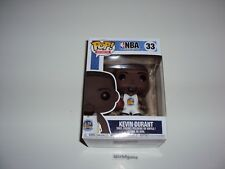 NBA Kevin Durant # 33 Golden State  Pop Vinyl Figure by Funko