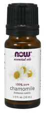 Chamomile Oil (100% Pure) 10 ml by Now Foods Factory Fresh *Free Shipping*