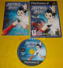 ASTRO BOY Ps2 Versione Inglese gioco in Italiano »»»»» COMPLETO