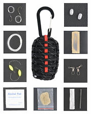 Paracord Grenade Survival Kit Bug-Out-Bags Hiking Camping Hunting Emergency SOS
