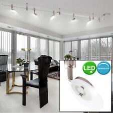 LED Decken Spot Leuchte ALU Strahler Wohnraum Lampe Licht Schiene schwenkbar