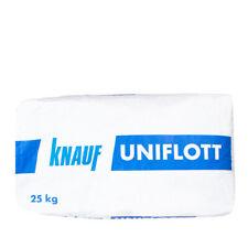 (1,80€/ Kg)Knauf Uniflott 25kg, Gips-Spachtelmasse