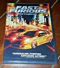 The Fast and the Furious: Tokyo Drift (DVD, 2009, 2-Disc Set) Free Shipping!