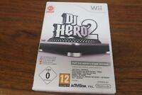 DJ HERO 2          ----- pour WII