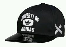 Adidas Originals Mens Snap Back Cap Black/White