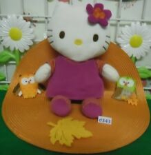doudou / peluche HELLO KITTY