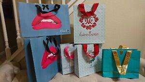 Kamiseta Paper Bag LOT of 6