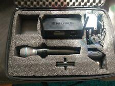 Shure GLXD24/ BETA 87A Digital Wireless Microphone System