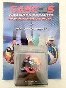 Max Verstappen (2017) helmet collection 1/5 new sealed Discontinued