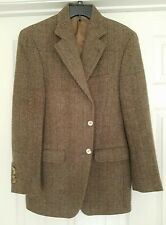 Mens Ralph Lauren Wool and Angora Hacking Jacket size 40