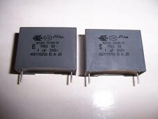 20x JFZ-4.7N//310-P10 Kondensator Polypropylen X2 4,7nF 10mm ±10/% 13x11x5mm