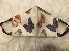 Butterfly Face mask HAND MADE reusable/washable