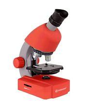Bresser Junior Microscope 40-640x  - Red
