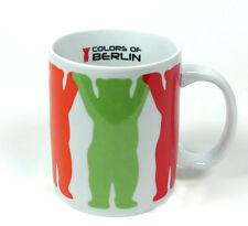 BUDDY BÄR Berlin Bären Hand in Hand XL Tasse NEU Kaffee Becher Bear Mug Souvenir