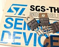 LOT OF 2 - TIP29 A Silicon NPN Power 1A 60V TO-220 by SGS