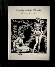 HANNES BOK BEAUTY AND THE BEASTS HC/DJ LTD. ED.
