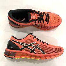 Asics Women's Gel-Quantum 360 CM T6G6N Flash Coral & Black Running Shoes Ss 8.5