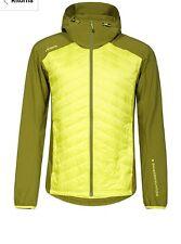 Ice peak Gideon light jacket leicht Jacke neu L 52 grün un gelb Mammut