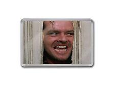 THE SHINING JACK NICHOLSON Classic Horror Movie Quality Fridge Magnet