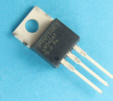 12pcs LM340AT-5.0  1A 5V  Voltage Regulator  TO-220 National Semiconductor