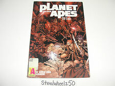 Planet Of The Apes Volume 1 Old Gods Graphic Novel Tpb 2002 Dark Horse Comics
