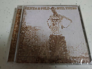 Neil Young  - Silver & Gold  - CD  -  New & Sealed.