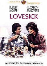 Lovesick (DVD) Dudley Moore/Elizabeth McGovern BRAND NEW SEALED