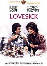 Lovesick (DVD) Dudley Moore/Elizabeth McGovern BRAND NEW SEALED